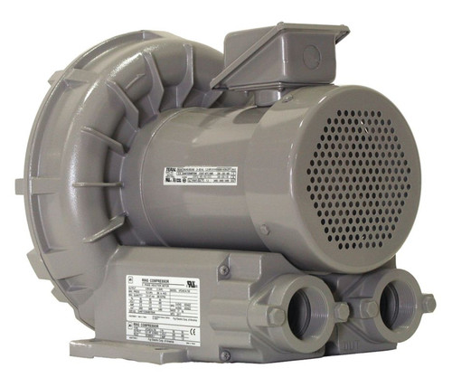 VFZ401A-7W Fuji Regenerative Blower 1.4 hp, 208-230/460V