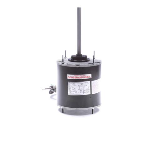 FSE1076SV1 Century 3/4 hp 1075 RPM, 1-Speed, 208-230V, 60°C Condenser Motor