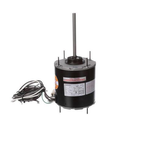 FSE1076SF Century 3/4 hp 1075 RPM, 1-Speed, 208-230V, 70°C Condenser Motor