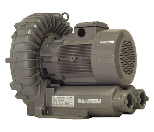 VFZ701A-7W Fuji Regenerative Blower 6.7 hp, 208-230/460V