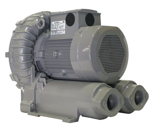 VFZ801A-7W Fuji Regenerative Blower 10.7 hp, 208-230/460V