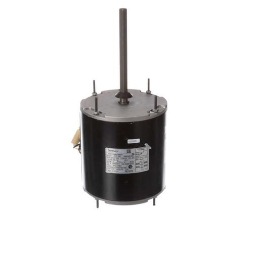 FE1076 Century 3/4 hp 1075 RPM, 2-Speed, 208-230V, 60°C Condenser Motor