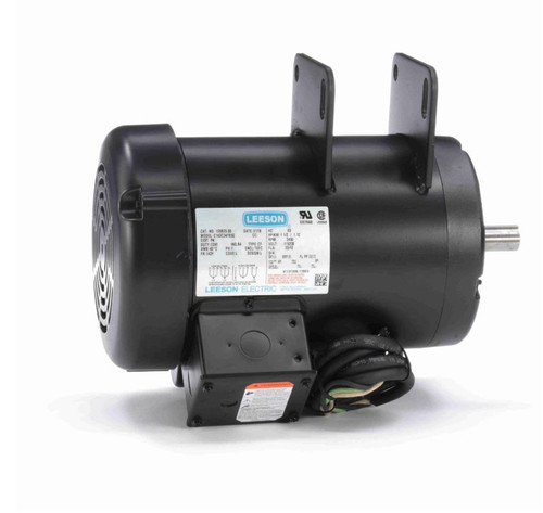 1 5 hp 3450 RPM Delta Unisaw Electric Motor 115/230V Leeson Electric Motor  # 120925