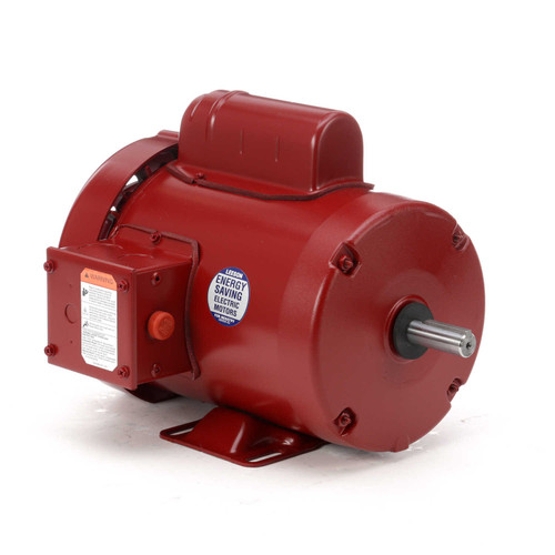 110088.00 Leeson |  1 hp 1725 RPM 56 Frame TEFC (Farm Duty)115/208-230 volts