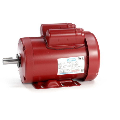 113938.00 Leeson |  1.5 hp 1725 RPM 56HZ Frame TEFC (Farm Duty) 115/208-230V