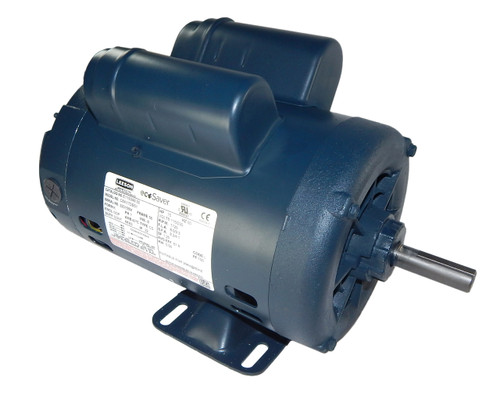 3/4 hp 1725 RPM 56 Frame 115/208-230V Open Drip Leeson Electric Motor # E119348