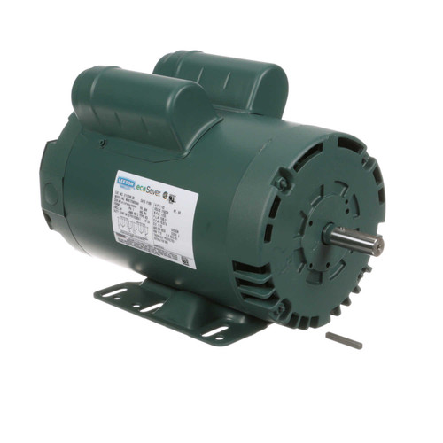 1.5 hp 1725 RPM 56H Frame 115/208-230V Open Drip Leeson Electric Motor # E113266