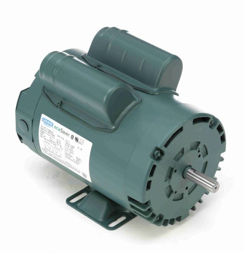 E116706.00 Leeson |  3 hp 3450 RPM 56H Frame 230 Volts Open Drip