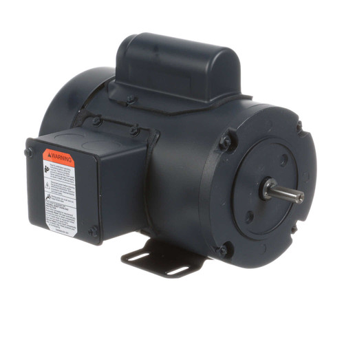 092114.00 Leeson |  1/8 hp 1725 RPM 42 Frame TEFC 115/208-230 Volts