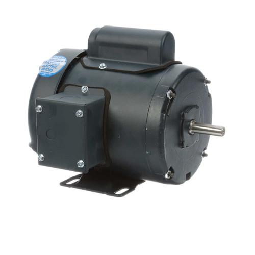 1/6 hp 1725 RPM 48 Frame TEFC 115/208-230V Leeson Electric Motor # 102012