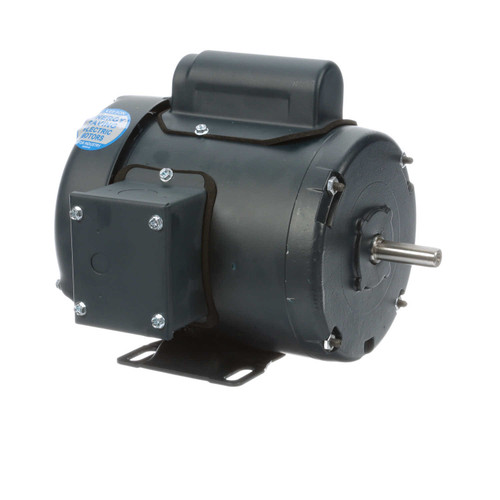 1/6 hp 1725 RPM 48 Frame TEFC 115/208-230V Leeson Electric Motor # 102012