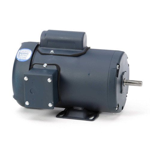 102015.00 Leeson |  1/4 hp 1140 RPM 48 Frame TEFC 115/208-230 Volts