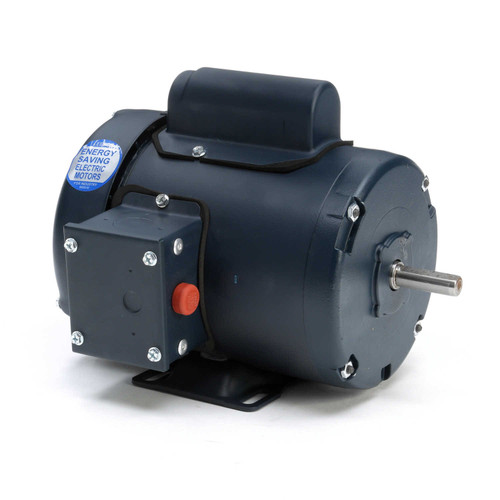 102933.00 Leeson |  1/3 hp 1725 RPM 56 Frame TEFC 115/208-230 Volts