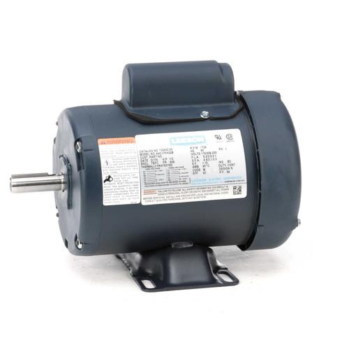 102932.00 Leeson |  1/3 hp 1725 RPM 56 Frame TEFC 115/208-230 Volts