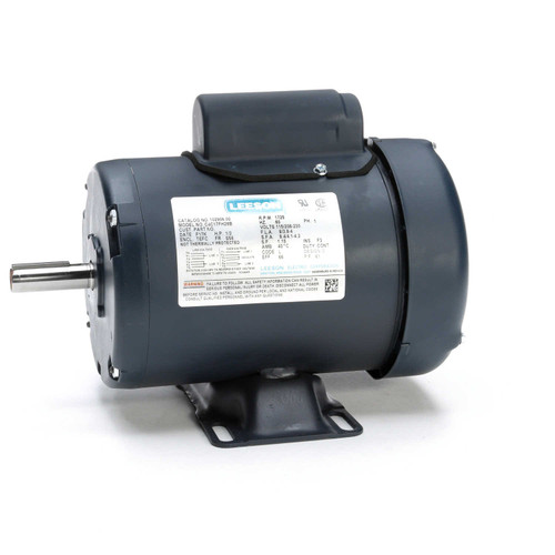 102906.00 Leeson |  1/2 hp 1725 RPM 56 Frame TEFC 115/208-230 Volts