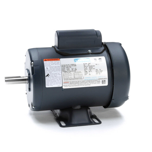 102908.00 Leeson |  1/2 hp 1725 RPM 56 Frame TEFC 115/208-230 Volts