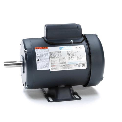 1/2 hp 1725 RPM 56 Frame TEFC 115/208-230V Leeson Electric Motor # 102908