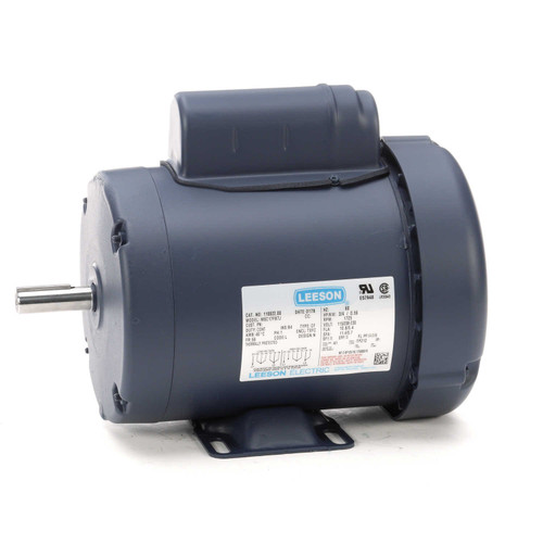 110022.00 Leeson |  3/4 hp 1725 RPM 56 Frame TEFC 115/208-230 Volts