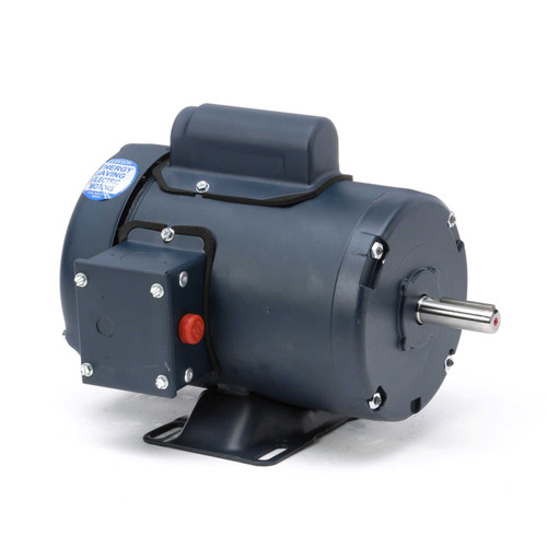 110023.00 Leeson |  1 hp 1725 RPM 56 Frame TEFC 115/208-230 Volts