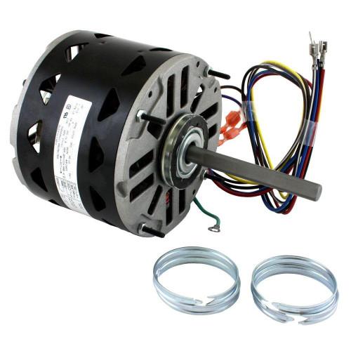 1/3 hp 1075 RPM 3-Speed 48 Frame 208-230V Direct Drive Furnace Motor Century # D1036