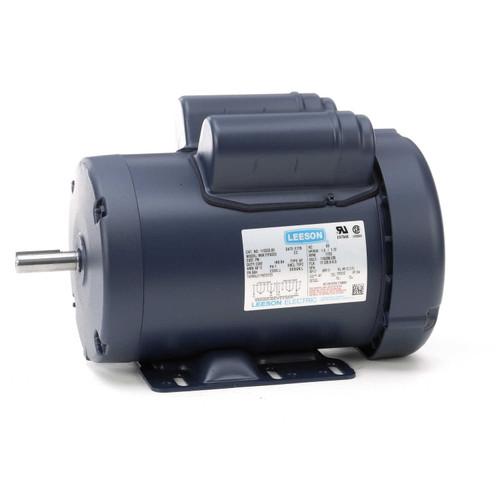 113333.00 Leeson |  1.5 hp 1725 RPM 56H Frame TEFC 115/208-230 Volts