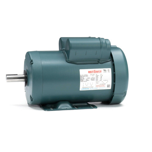 113770.00 Leeson |  2 hp 1725 RPM 56HZ Frame TEFC 230 Volts