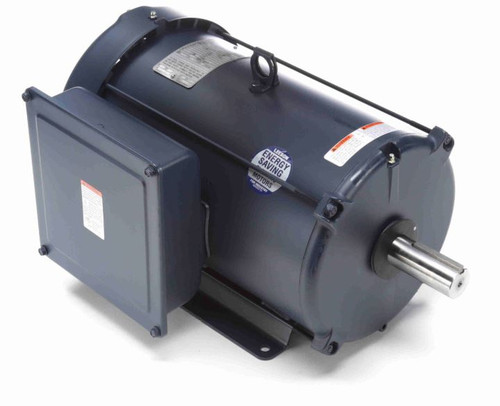 141428.00 Leeson |  7.5 hp 1740 RPM 215T Frame TEFC 230 Volts