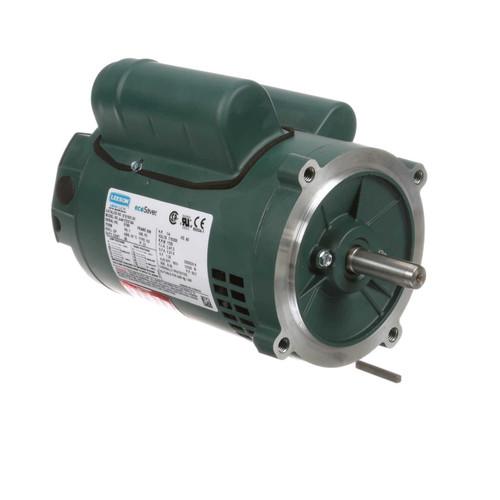 E101521.00 Leeson |  1/4 hp 1800 RPM 56C Frame ODP C-Face (no base) 115/230V