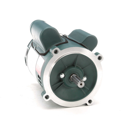 E100355.00 Leeson |  1/3 hp 3600 RPM 56C Frame ODP C-Face (no base) 115/230V