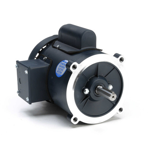 101766.00 Leeson |  1/3 hp 1800 RPM 56C Frame TEFC C-Face (no base) 115/208-230V