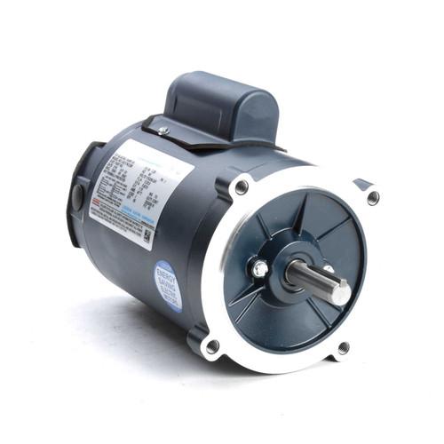 102867.00 Leeson |  1/3 hp 1800 RPM 56C Frame TENV C-Face (no base) 115/208-230V