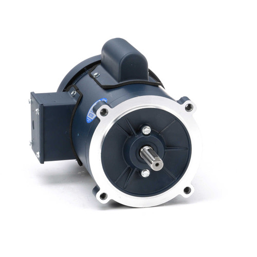 102862.00 Leeson |  1/2 hp 1800 RPM 56C Frame TEFC C-Face (no base) 115/208-230V