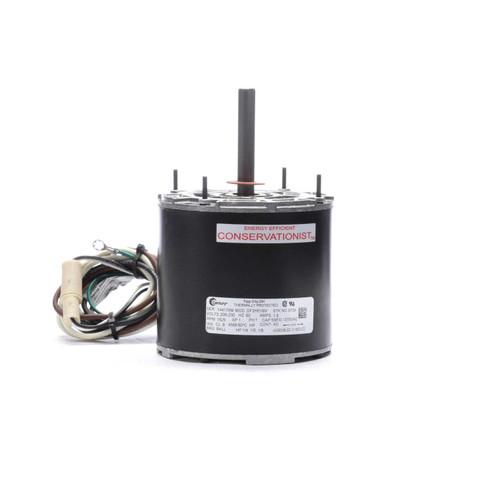 """Condenser Fan Motor 5"""" Diameter Multifit 1/4, 1/5, 1/6 hp; 1625 RPM 230V Century # 9724"""