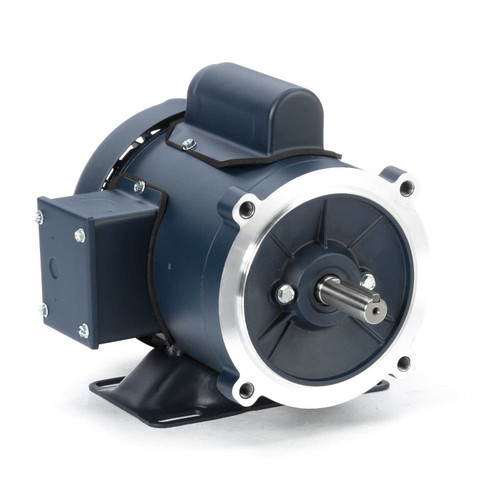 102916.00 Leeson |  1/4 hp 1725 RPM 56C Frame TEFC C-Face- Rigid Base 115/208-230 Volts