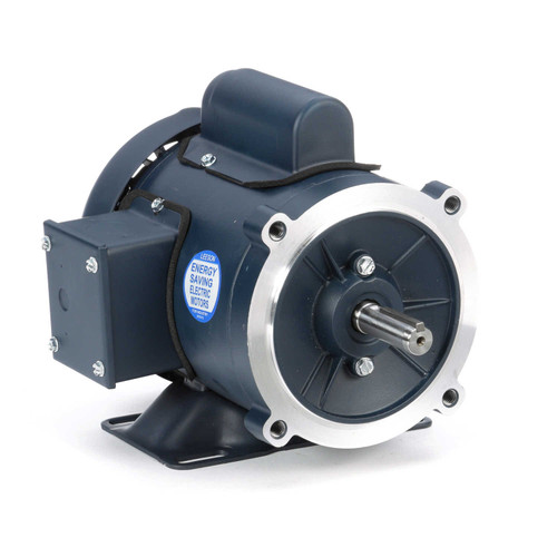 102929.00 Leeson |  1/3 hp 3600 RPM 56C Frame TEFC C-Face- Rigid Base 115/208-230V