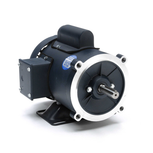 102930.00 Leeson |  1/3 hp 1800 RPM 56C Frame TEFC C-Face- Rigid Base 115/208-230V