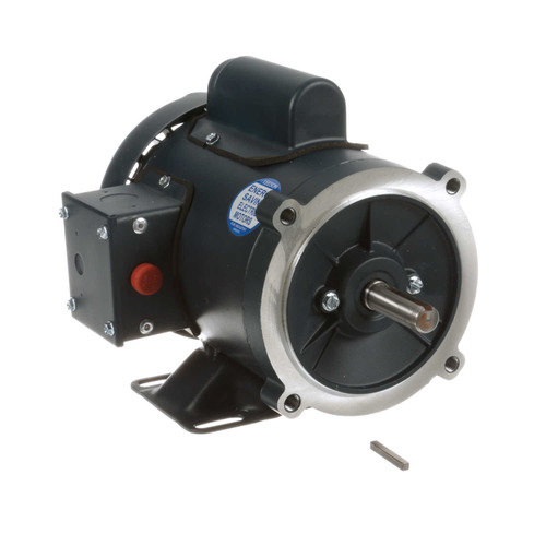 103082.00 Leeson |  1/3 hp 1800 RPM 56C Frame TEFC C-Face- Rigid Base 115/208-230V