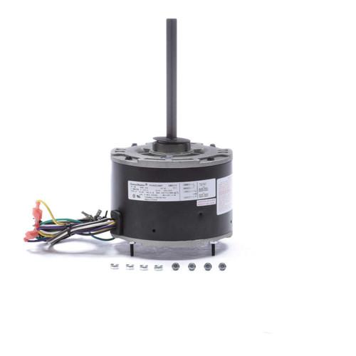 """1/6 hp 1075 RPM 48 Frame 208-230V 5 5/8"""" Diameter Condenser Fan Motor # EM3727"""