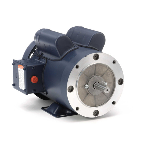 115024.00 Leeson |  1.5 hp 3600 RPM 56C Frame TEFC C-Face- Rigid Base 115/208-230V
