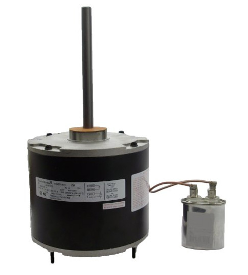 "EM3404 | 1/4 hp 825 RPM 48 Frame 208-230V 5 5/8"" Diameter Condenser Motor"