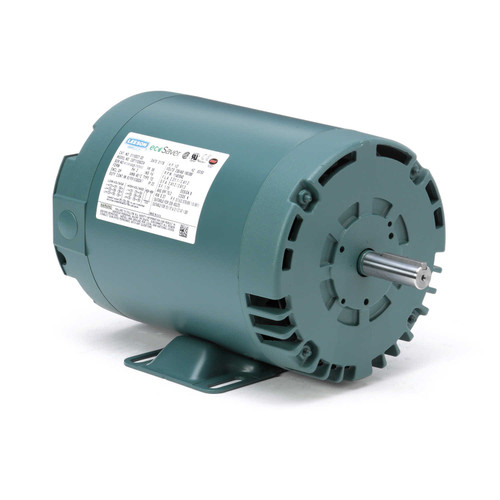 E110027.00 Leeson |  1/2 hp 1200 RPM 56 Frame 230/460 Volts Open Drip
