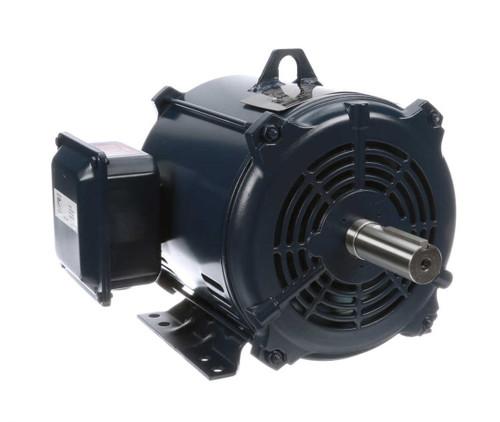 5 hp 3600 RPM 184T Frame 230/460V Open Drip Marathon Electric Motor # GT0012A
