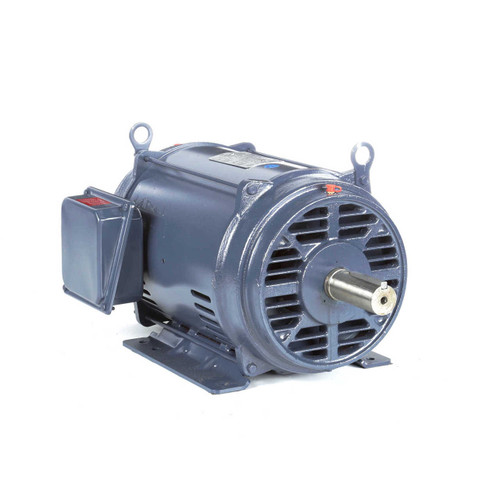 7.5 hp 1200 RPM 254T Frame 230/460V Open Drip Marathon Electric Motor # GT0057