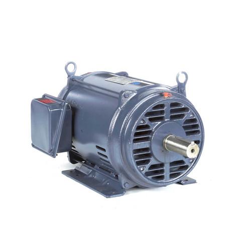 GT0057 Marathon 7.5 hp 1200 RPM 254T Frame 230/460V Open Drip Marathon Electric Motor