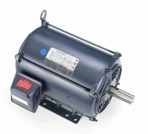 GT0018A Marathon 10 hp 3600 RPM 213T Frame 230/460V Open Drip Marathon Electric Motor
