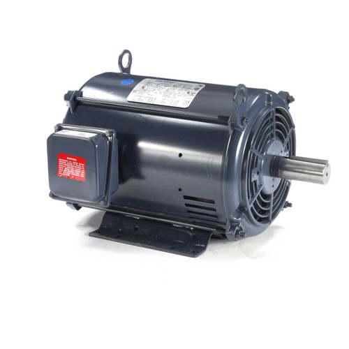 GT0019A Marathon 10 hp 1800 RPM 215T Frame 230/460V Open Drip Marathon Electric Motor