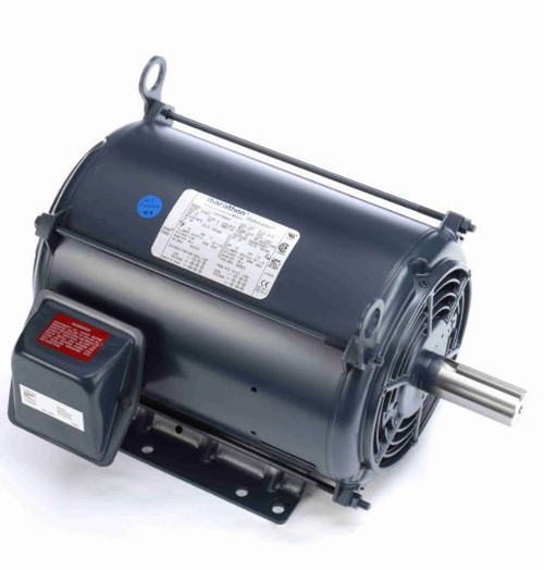 GT0021A Marathon 15 hp 3600 RPM 215T Frame 230/460V Open Drip Marathon Electric Motor