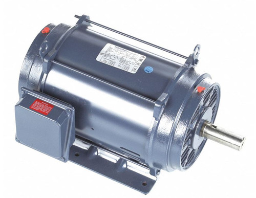 20 hp 1800 RPM 256T Frame 230/460V Open Drip Marathon Electric Motor # GT0062