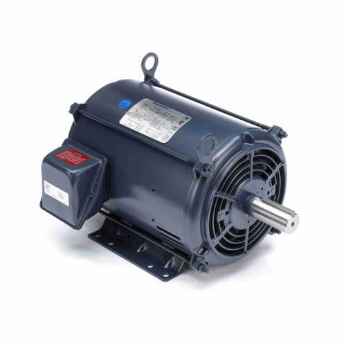 20 hp 1200 RPM 286T Frame 230/460V Open Drip Marathon Electric Motor # GT0063