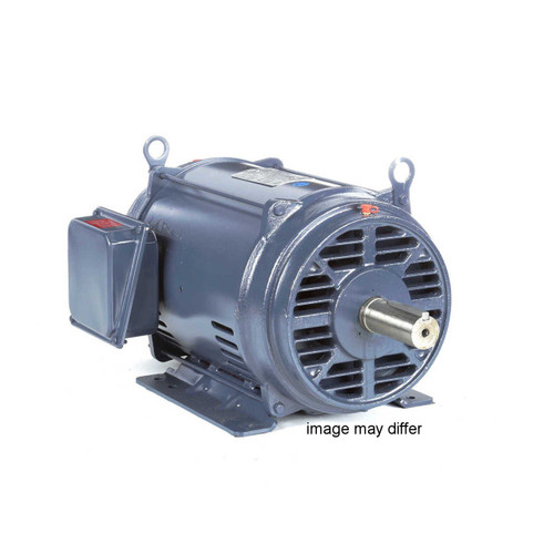30 hp 1800 RPM 286T Frame 208-230/460V Open Drip Marathon Electric Motor # GT0067